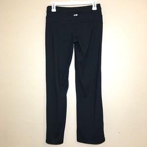 Champion Pants - Champion Duo dry black straight gym pants